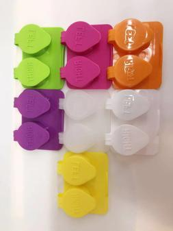 1 Flip Top Contact Lens Cases Assorted Colors FREE SHIPPING