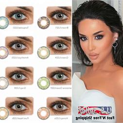 color contacts lenses new yearly for dark