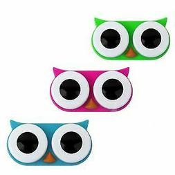 Contact lens case Owl