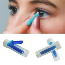 Contact Lens Remover Tool Applicator Case Inserter Suction C