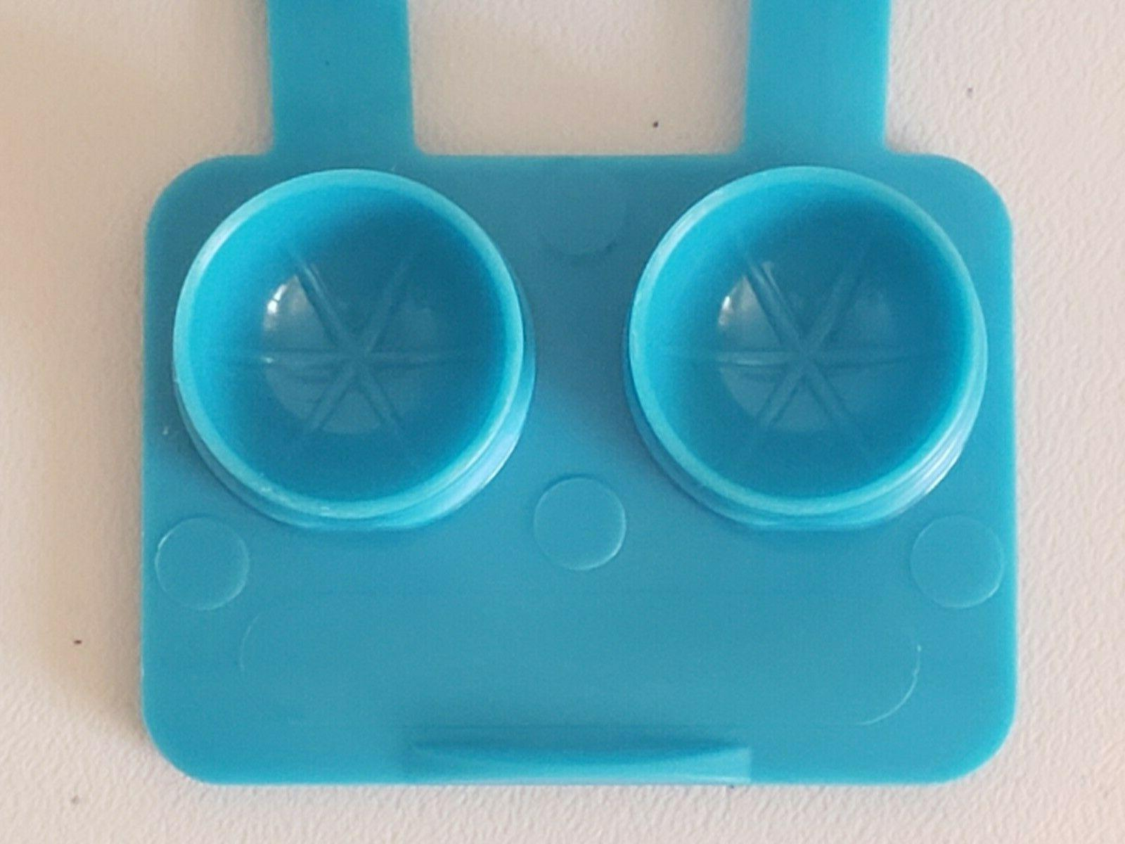 3 Flip Contact Lens Cases Colors SHIPPING