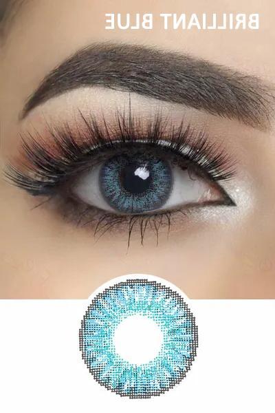 Color Contacts case