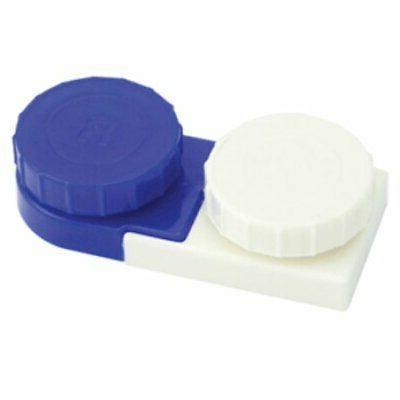 deluxe contact lens cases 2 each contact